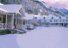 Bozeman Chico Hot Springs Lodge