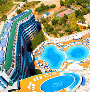 Water Planet Deluxe Hotel & Aquapark 5*