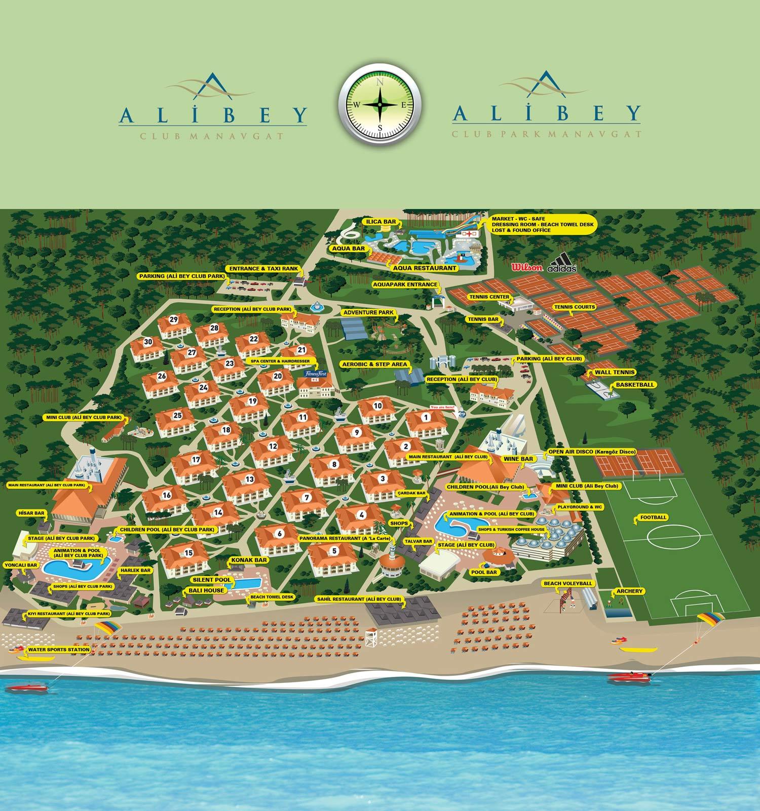 Ali casino