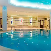 Фото отеля Marriott Moscow Royal Aurora (Марриотт Ройал Аврора) 5* Pool