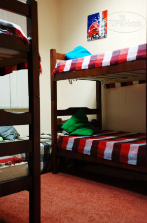 Open Hostel Pyjamas (Пижамас) No Category
