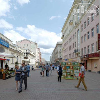 Фото отеля Babushka Doll Hotel on Arbat Street No Category