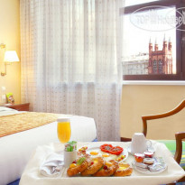 Фото отеля Courtyard Moscow City Center 4* номер категории Delux King