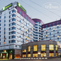 Фото отеля Holiday Inn Moscow Lesnaya 4*