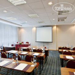 Карта отеля Holiday Inn Moscow Lesnaya
