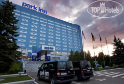 Park Inn by Radisson Sheremetyevo Airport 3*