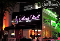 Kompass Hotel Music Hall 3*