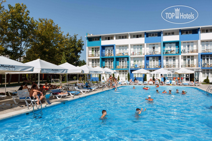 Фото отеля MoreLeto Ultra All Inclusive in Miracleon 4*