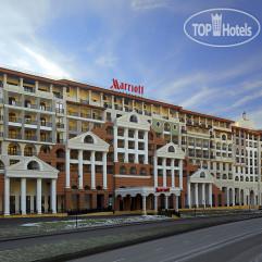 Роза хутор марриотт отель
