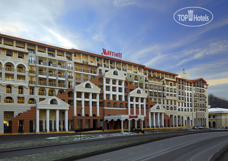 Sochi Marriott Krasnaya Polyana Hotel 5  (Россия Краснодарский край Красная  Поляна). Рейтинг отелей и гостиниц мира - TopHotels. 53524201a59