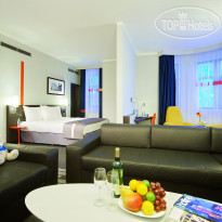 Фото отеля Park Inn by Radisson Rosa Khutor 4* Номер Люкс