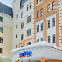 Фото отеля Park Inn by Radisson Rosa Khutor 4* фасад