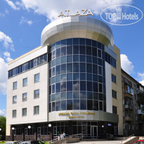 Фото отеля ATLAZA City Residence 4* Фасад отеля