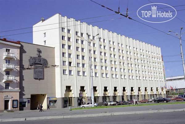 Фотогалерея отеля Меридиан 3* (Россия/Мурманск).  Рейтинг отелей и гостиниц мира - TopHotels.