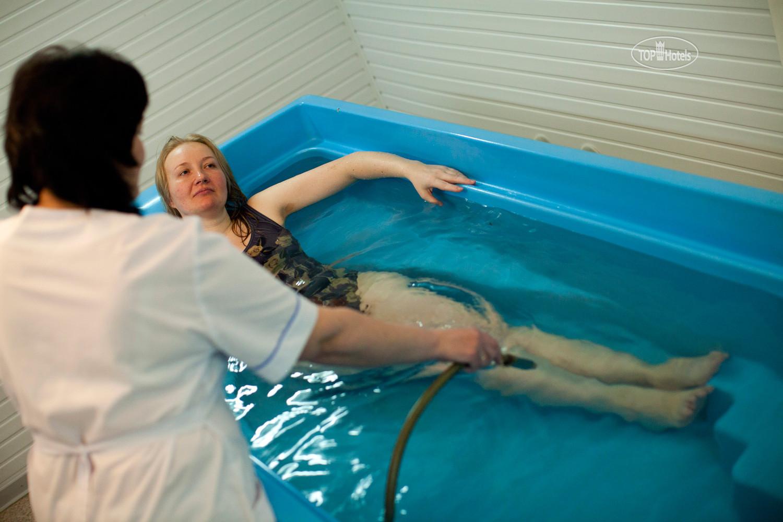 Видео водные процедуры в санаториях для вагины