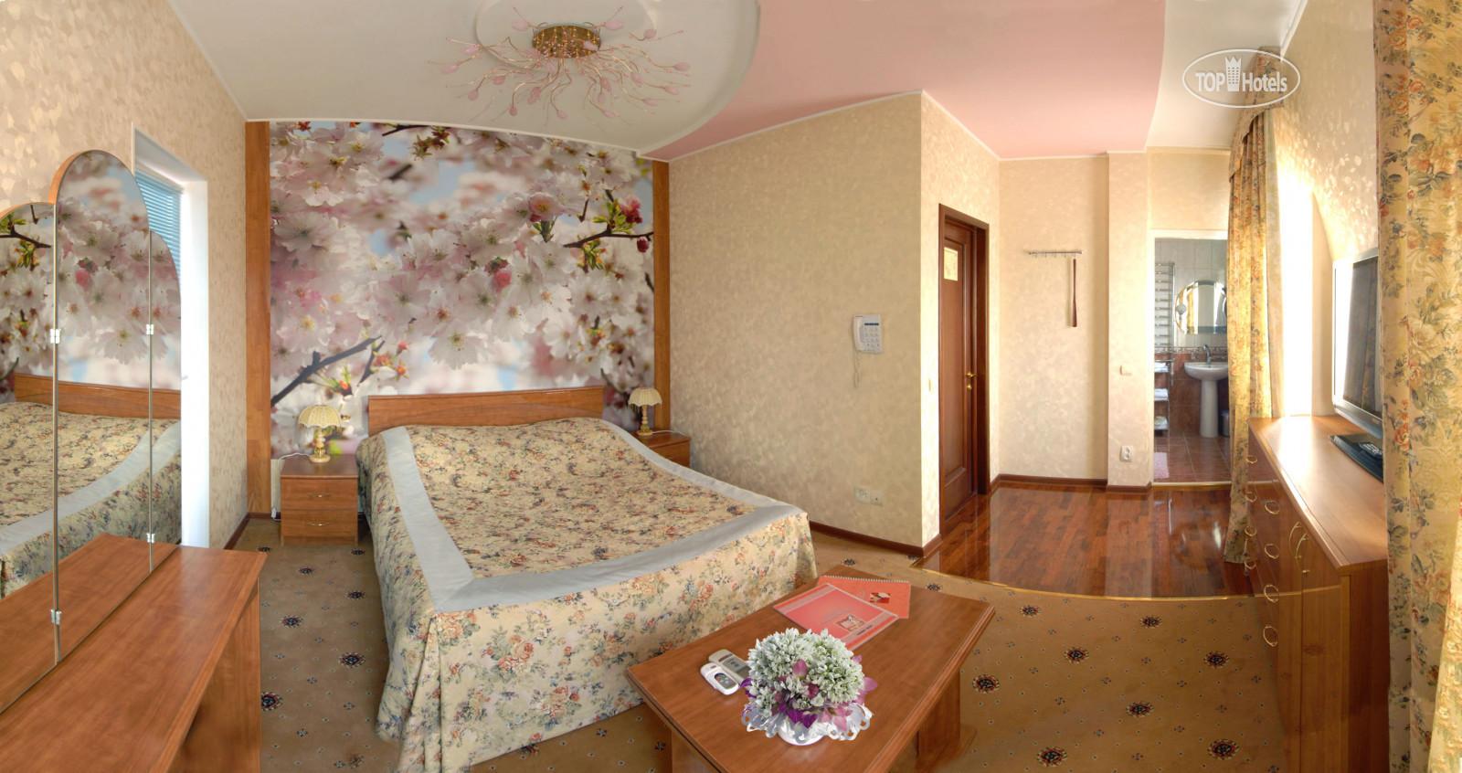 Отель ванильное небо