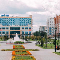 Фото отеля Park Inn by Radisson Novokuznetsk 4*