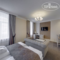 Anastasia Mini-Hotel 4* Comfort Twin Room with River view - Фото отеля