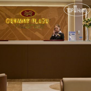 Фото отеля  Crowne Plaza St. Petersburg Ligovsky 4*