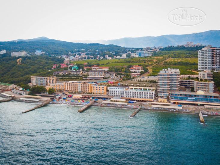Отели Ялты - цены 2020, отзывы, гостиницы на берегу моря