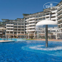 Фото отеля Emerald Beach Resort Spa & Apartments 5*