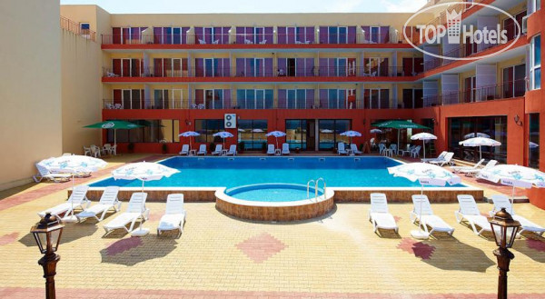 Complex Relax Pomorie 3*