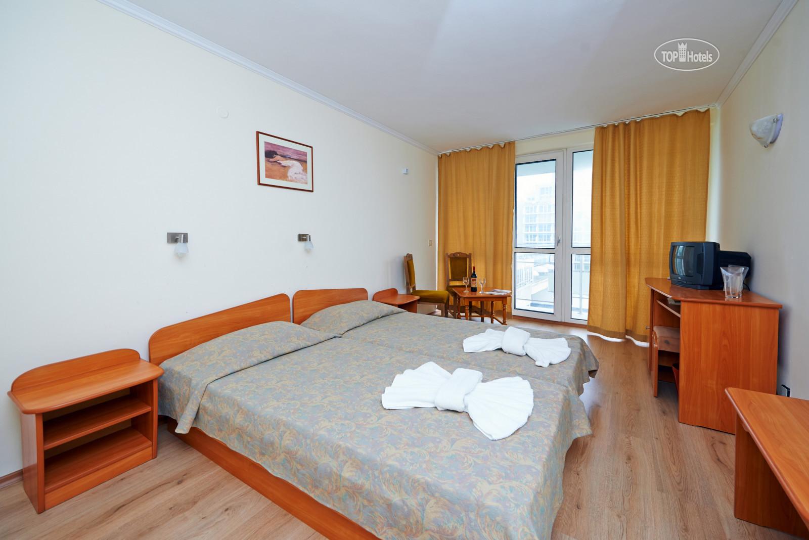 Отель поморие 3 болгария