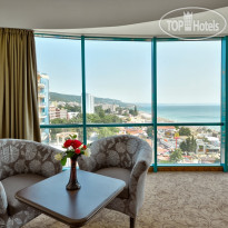 Фото отеля Марина Гранд Бич 5* Suite with sea view