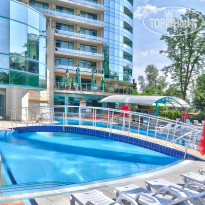 Фото отеля Марина Гранд Бич 5* Outdoor pool