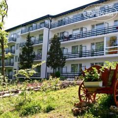 Kini Park 3* (Болгария/Золотые пески) Рейтинг отелей и