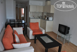 Sunny Holiday Apartments 3*