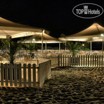 "Фото отеля Rоubin (Рубин) 4* night view of ""South Beach"" restaurant"
