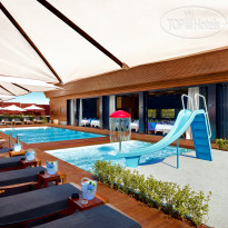 Фото отеля Lucky Bansko 5* Outdoor swimming pool