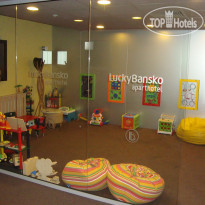 Фото отеля Lucky Bansko 5* Kids club