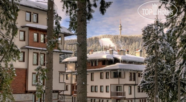 Green Life Family Apartments Pamporovo (ex.Evridika Hills) 3*