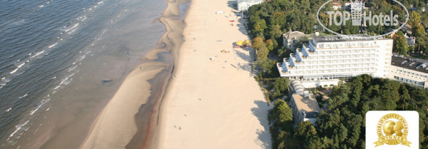 фото Baltic Beach (Coral) 4* / Латвия / Юрмала