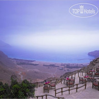 Six Senses Zighy Bay 5* Dining on The Edge Terrace - Фото отеля