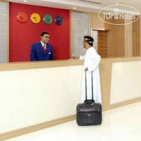 Фото отеля Park Inn by Radisson Muscat 4*