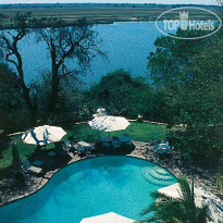 Фото отеля Chobe Game Lodge 5*