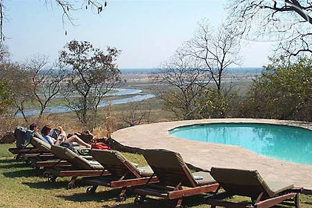 фото Muchenje Safari Lodge 5* / Ботсвана / Национальный заповедник Чобе