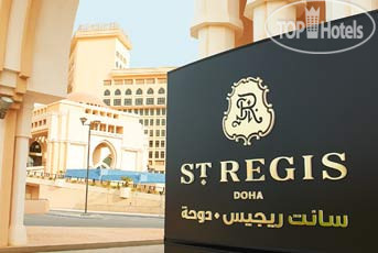 The St. Regis Doha No Category