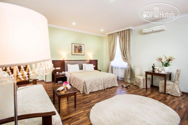 фото Greguar Hotel & Apartments 4* / Украина / Киев