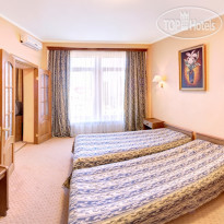 Фото отеля Hotel Dnipro 4* Two-room economy