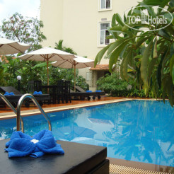 Siem Reap Evergreen Hotel 3*