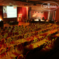 Фото отеля Strand SPA & Conference Hotel 4* Jurmala conference room up to 500 people