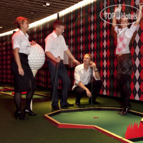 Фото отеля Strand SPA & Conference Hotel 4* 18-hole minigolf course