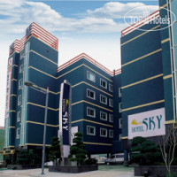 Фото отеля Hotel Sky Incheon Airpor 3*