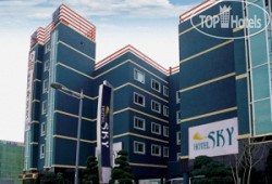Hotel Sky Incheon Airpor 3*