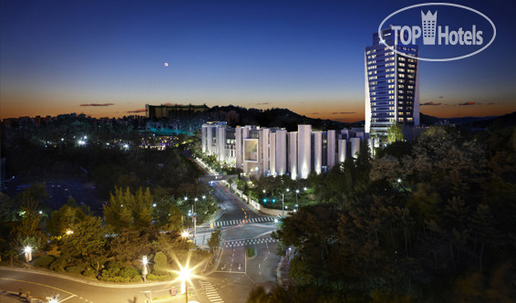 ���� Banyan Tree Club & Spa Seoul 5* / ����� ����� / ����