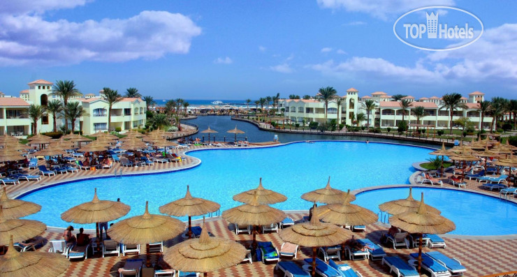Фото отеля Albatros Dana Beach Resort 5*
